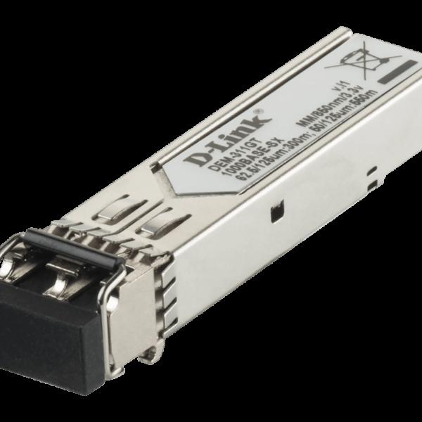 D-Link DEM-311GT 1-port SFP Fiber Transceiver