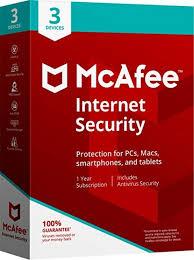 McAfee Internet Security 3 User