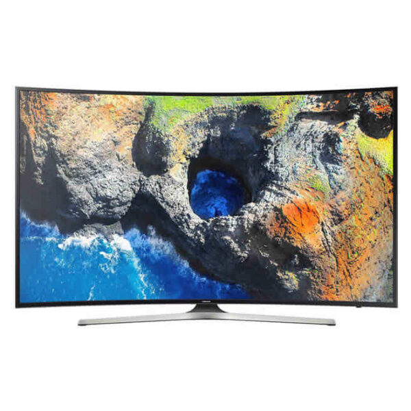 Samsung 49 inch 4K Curved Smart TV