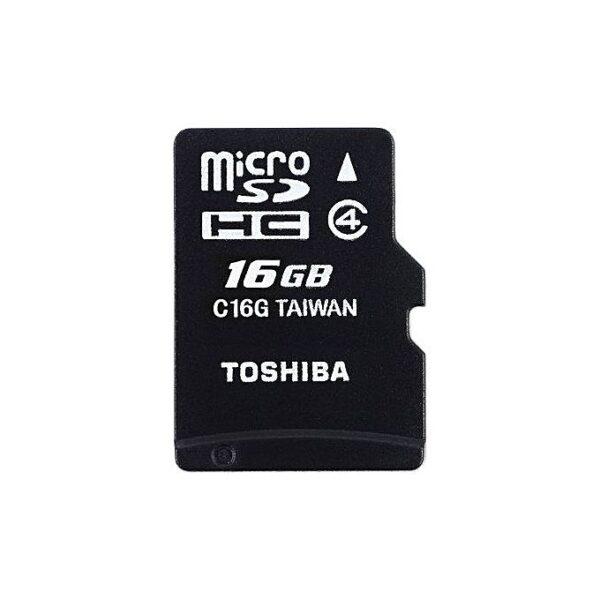 Toshiba 16GB Micro SD Card