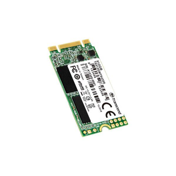 Transcend 512GB M.2 2242 SATA SSD