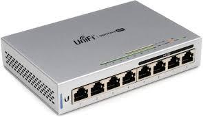 Ubiquiti UniFi 8 port 60W POE switch