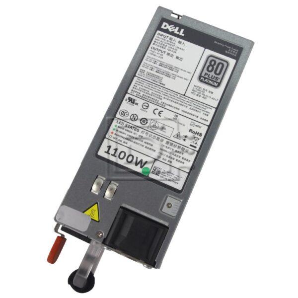 Wattage/VA: 1100W Voltage: 110-240V Multi Compatible Systems: Dell 12th Gen. R720/T620