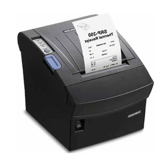 Bixolon SRP-350III USB Thermal Printer