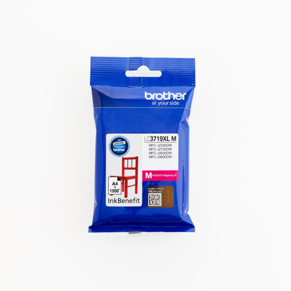Brother LC-3719XL M Magenta Ink Cartridge