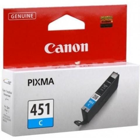 Canon CLI-451 Cyan Ink Cartridge