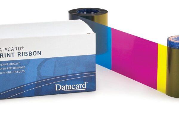 Datacard 534100-003 YMCKFT Color Ribbon