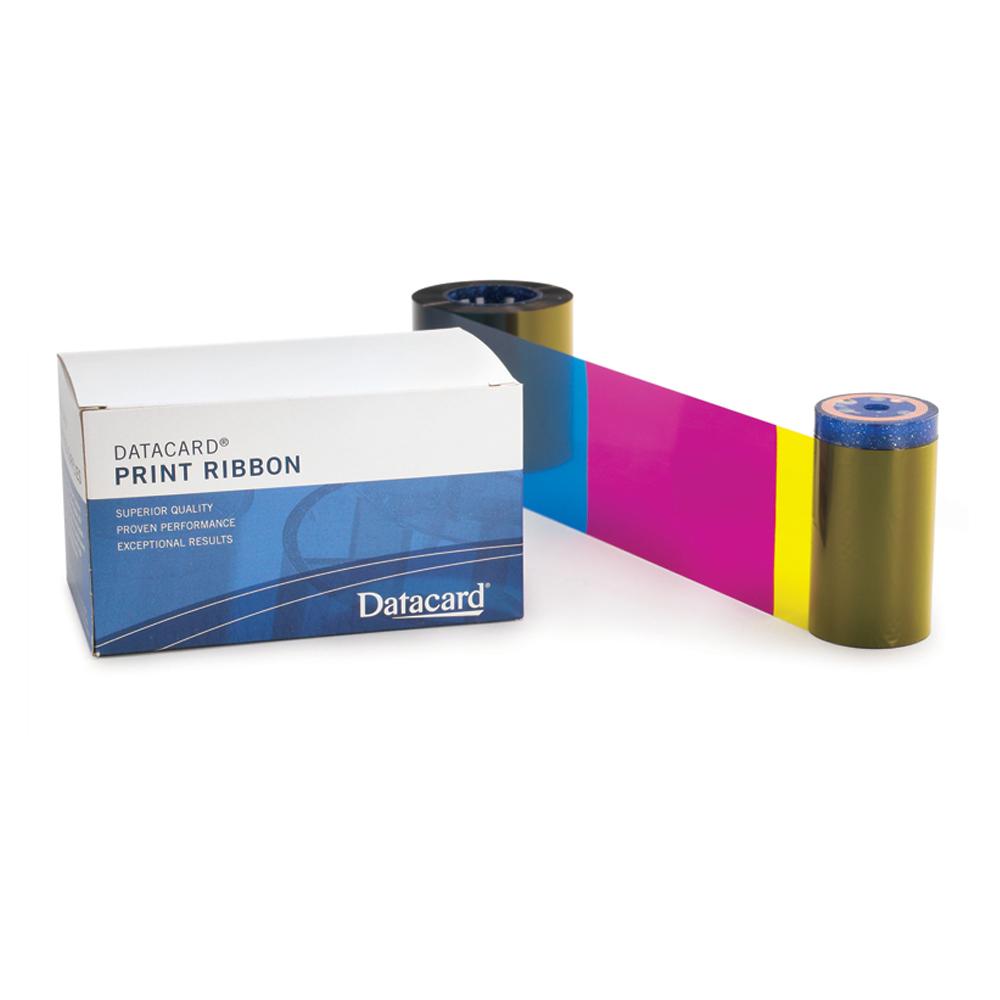 Datacard 534700-004-R010 YMCKT Color Ribbon