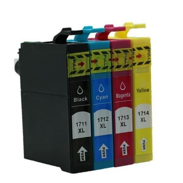 Epson 17XL Cartridges Combo Pack