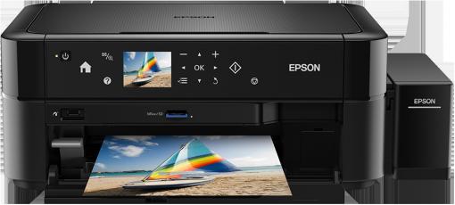 Epson L850 inkjet photo printer