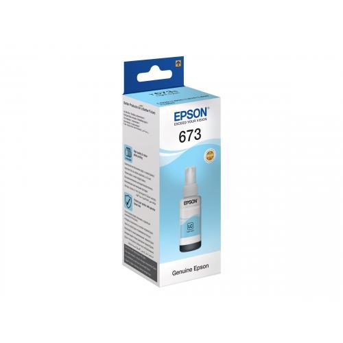 Epson T6735 light cyan ink cartridgetridge