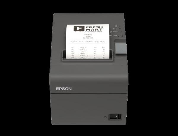 Epson TM-T20II receipt printer