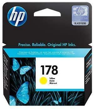 HP 178 Yellow Ink Cartridge