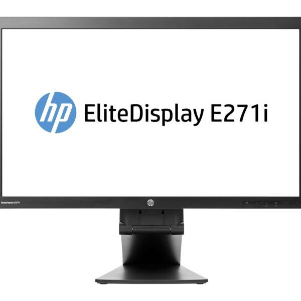 HP EliteDisplay E271i 27 inch Backlit Monitor