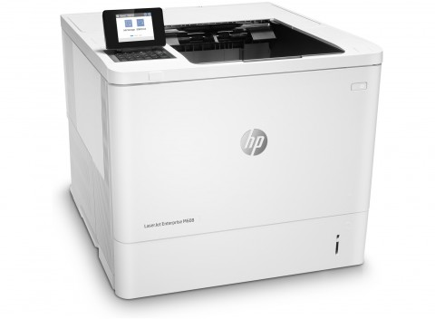 HP LaserJet M608DN printer