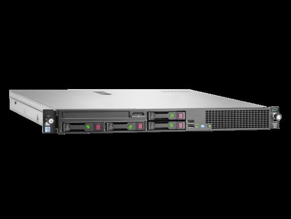 HP Proliant DL20 Gen9 Intel v6 4 core server