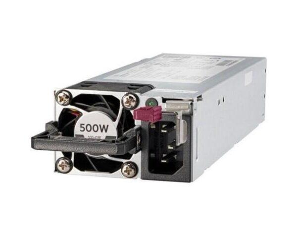 HPE 500W FS Plat Hot Plug Power Supply Kit