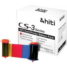 HiTi CS-3 YMCKO 200 Print Ribbon