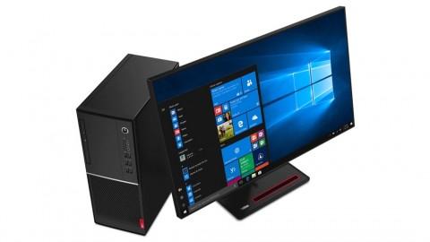 Lenovo V530 i5 4GB 1TB 19.5 inch desktop