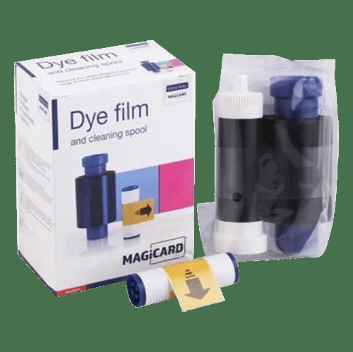 Magicard MA1000K-Black Monochrome Ribbon