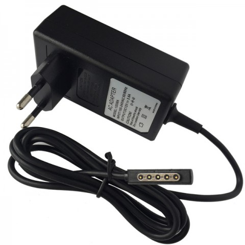 Microsoft 12V 3.6A laptop charger