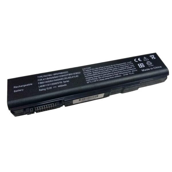 Toshiba PA3788U-1BRS laptop battery