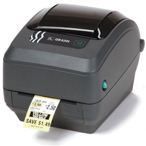 Zebra GK420T Barcode Thermal Printer