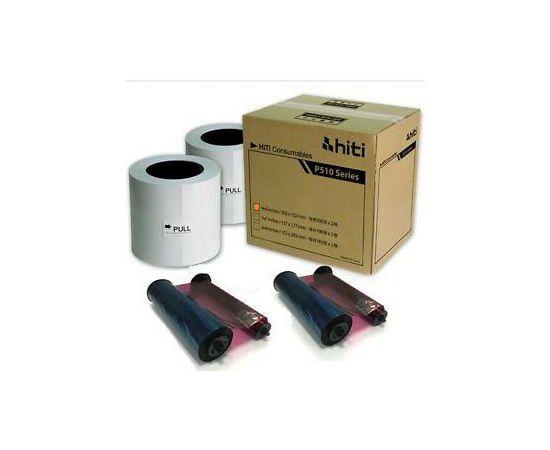 HiTi P710L 4x6 Paper Ribbon Media Kit