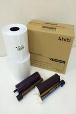 HiTi P520 5x7 Paper Ribbon Media Kit