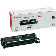 Canon 701 Black toner cartridge