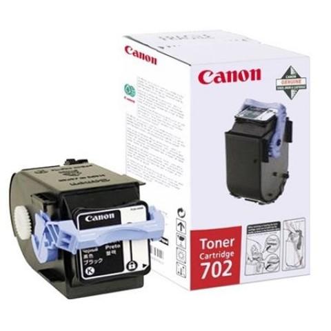 Canon 702 Black toner cartridge