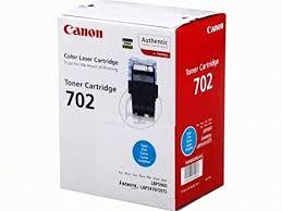 Canon 702 Cyan toner cartridge