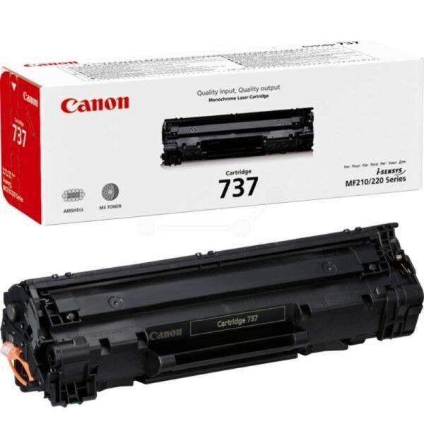 Canon 737 toner cartridge