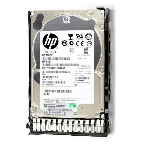 "HP 1.2TB 6G SAS 10K 2.5"" SC Server Hard Disk"