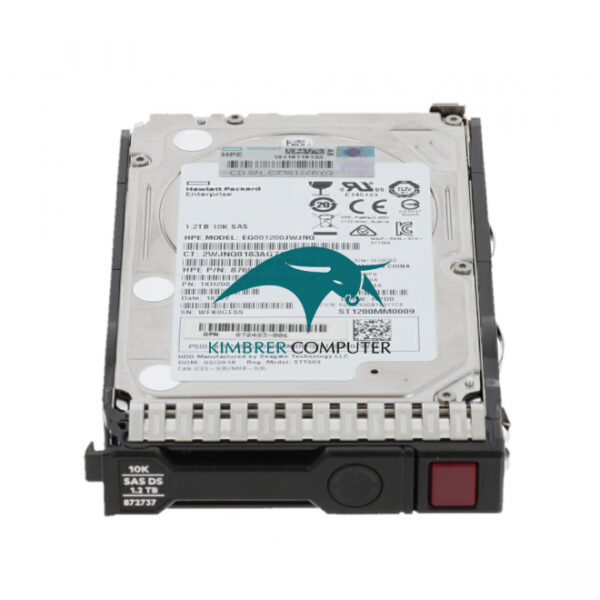 HP 1.2TB SAS 12G 10K SFF SC server Hard disk