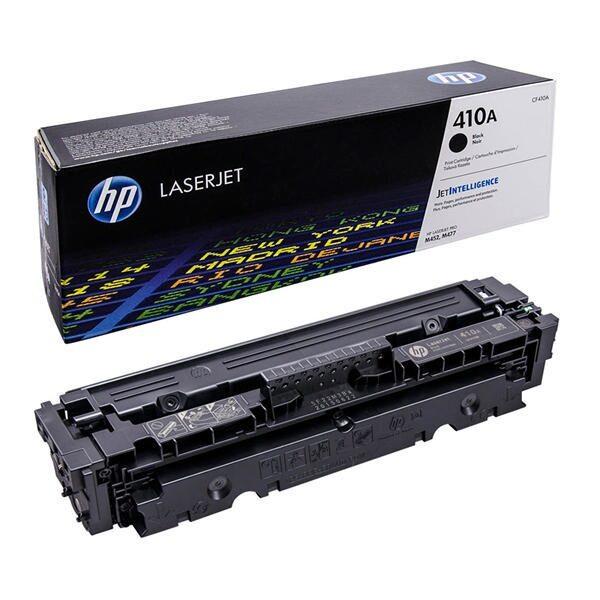 HP 410A Black Toner Cartridge