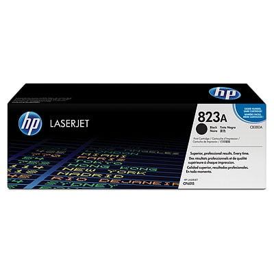 HP 823A Black Toner Cartridge
