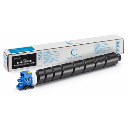 Kyocera TK-8335C cyan toner cartridge