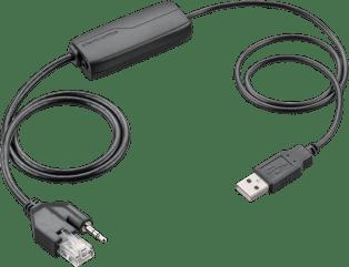 Plantronics APU-75 Electronic Hook UC Adapter