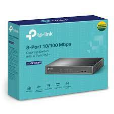 TP-Link TL-SF1008P 8 Port Switch