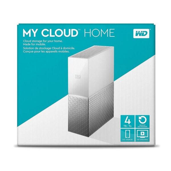 WD 4TB My Cloud Home Cloud Storage