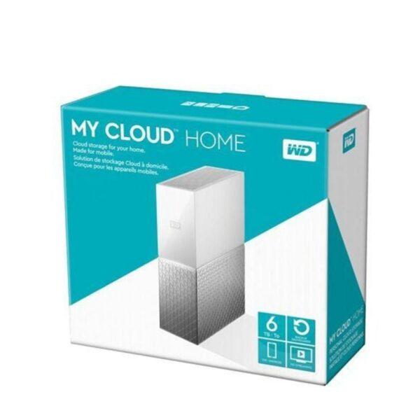 WD 6TB My Cloud Home Cloud Storage